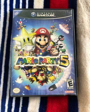 Mario Party 5 - GameCube's game (2003) for Sale in Miami, FL