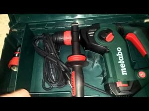 Metabo 1 1/4 in Hammer Drill for Sale in Bellaire, OH