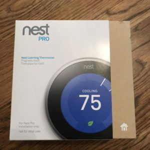 Nest Thermostat for Sale in Tampa, FL