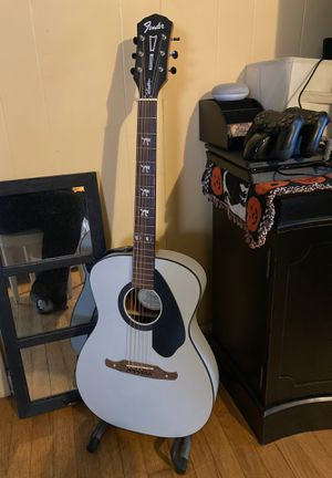 Fender Hellcat electric acoustic Tim Armstrong guitar for Sale in New Fairfield, CT