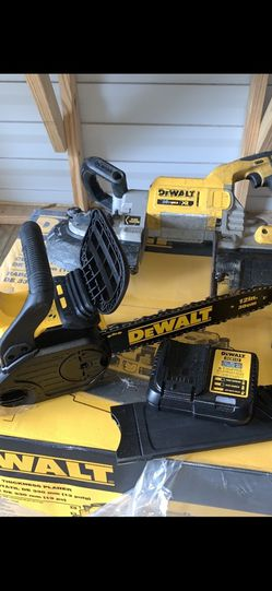 "Dewalt Brushless Xr Deep Cut Band Saw & 12"" Chainsaw 1 Battery And Charger Not Negotiable for Sale in Plant City,  FL"