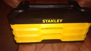 Stanley 207 piece socket wrench set for Sale in Kent, WA