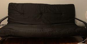 Black metal frame futon for Sale in Mesa, AZ