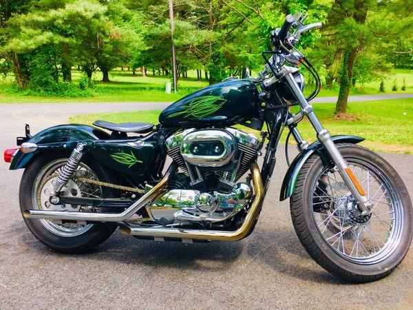 Harley-Davidson Sportster 1200 XL Low