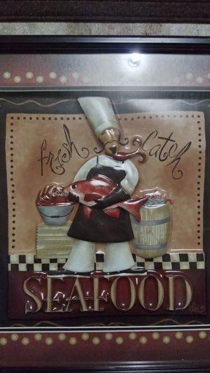 Kitchen canvas .Cuadros de cosina for Sale in Cypress, TX