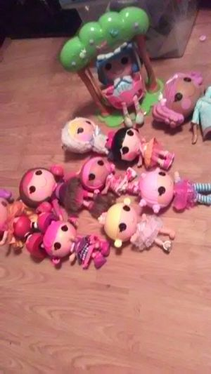 Lalaloopsy Lot firm price for Sale in Mesquite, TX