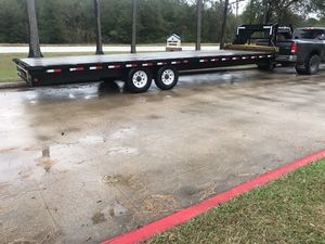 Pj trailer 28ft for Sale in Humble, TX