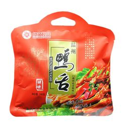 Snacks Food Wenzhou Specialty China Sauced Yashe温州小吃 酱鸭舌 辣鸭舌 500g/袋 for Sale in West Covina,  CA