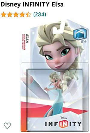 Disney INFINITY Elsa Located in la habra off of Whittier and harbor for Sale in La Habra Heights, CA