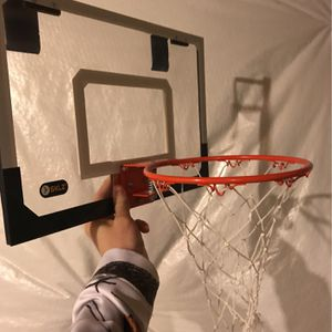 Door Hanging Basketball Hoop for Sale in McHenry, IL