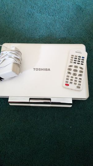 Portable Toshiba DVD player for Sale in Elizabeth, PA