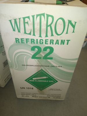 R22 Freon, refrigerant for Sale in Las Vegas, NV