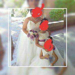 Wedding and flower girl dresses for Sale in Phoenix, AZ