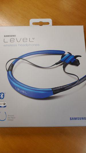 Samsung Level U, wireless headphones for Sale in Gilbert, AZ