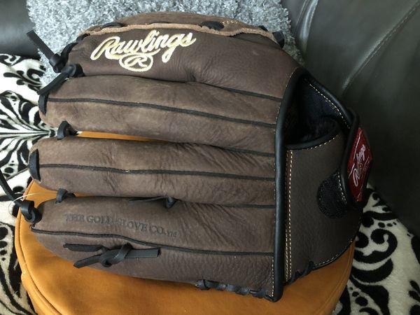 "Rawlings RBG36DB 12.5"" baseball glove"