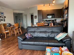Black IKEA Couch for Sale in Nashville, TN