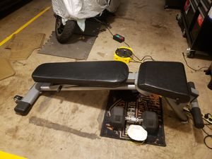 Commercial workout bench for Sale in Denton, TX