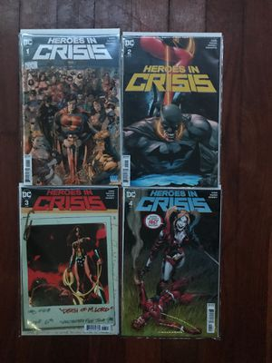 DC Comics Heroes in Crisis for Sale in Richmond, CA