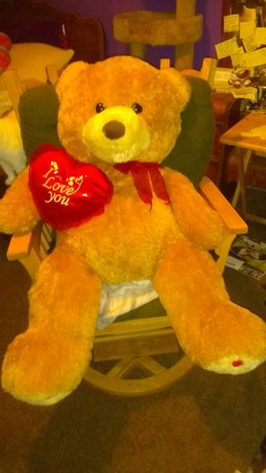 Huge teddy bear for Sale in Temple, GA