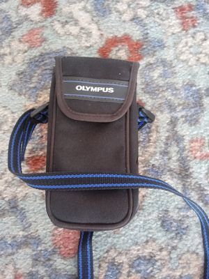 Vintage Olympus 35mm Camera Case circa@mid-80's for Sale in Montclair, CA