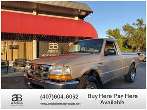 1998 Ford Ranger Regular Cab for Sale in Orlando, FL