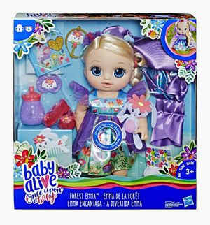 Baby Alive Forest Emma NEW ! for Sale for sale  Troutdale, OR