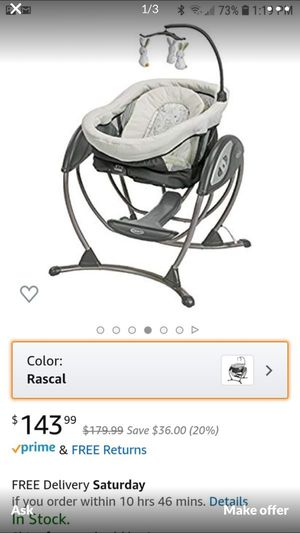 Graco glider for Sale in San Diego, CA