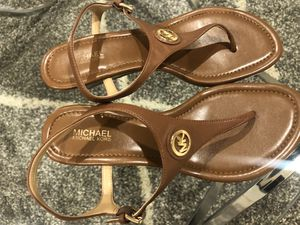 Michael Kors Sandals size 6.5 for Sale in Houston, TX
