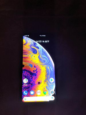 Samsung Galaxy s10 plus Black unlocked version trade for iPhone X's Max unlocked space gray 256gb for Sale in Santa Ana, CA