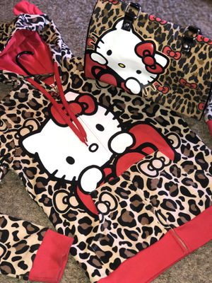 Hello Kitty matching set for Sale in Las Vegas, NV
