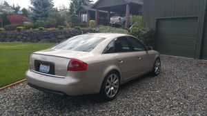 2000 Audi A6 2.7T Quattro 6 speed Manual for Sale in Enumclaw, WA