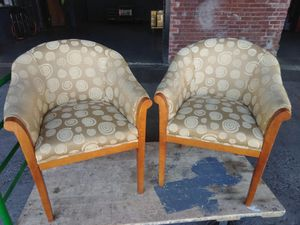 Club chairs for Sale in Portland, OR