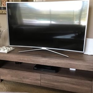 Rorie TV entertainment Console Stand for Sale in Wilsonville, OR