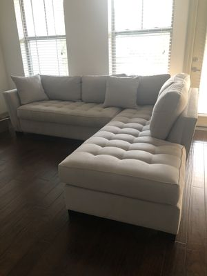 Two Piece Sectional Sofa/Couch for Sale in Atlanta, GA