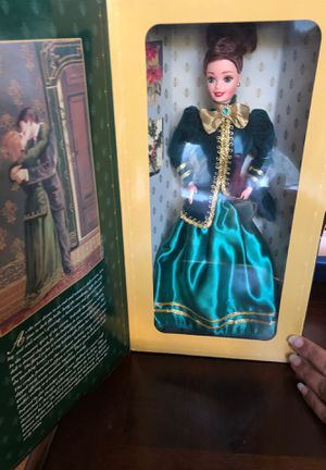 Hallmark Barbie Yuletide Romance Doll third in a series for Sale in San Antonio, TX
