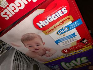 Huggies Pampers for Sale in Huntington Park, CA