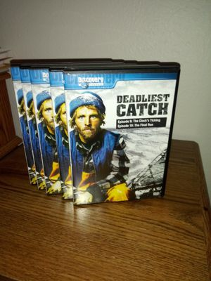 Discovery Deadliest Catch for Sale in Oregon, OH