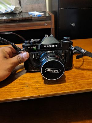 Ricoh Auto tls EE vintage 1980's camera for Sale in Stratford, CT