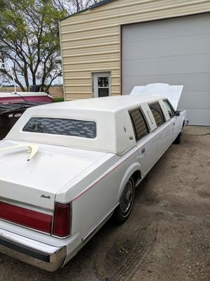 1987 Lincoln Town Car Limo for Sale in Aurora, NE