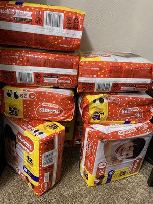 Huggies Diaper for Sale in Virginia Beach, VA