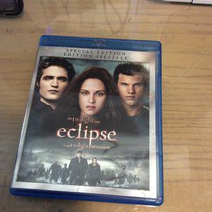 Blu Ray The Twiligt Saga Eclipse for Sale in Hialeah, FL