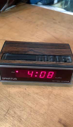 Vintage Alarm for Sale in Houston, TX