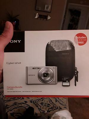 Cybershot camera for Sale in Murfreesboro, TN