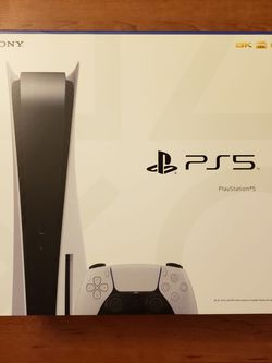 Brand New Sony PlayStation PS5 Disc Version for Sale in Clifton,  NJ