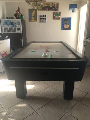Atomic Air Hockey Table for Sale in Las Vegas, NV