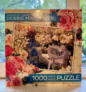 1000 piece puzzle. See photos for details. for Sale in Portland, OR