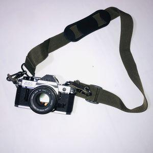 Canon ae-1 program W/ FD 50mm lens for Sale in Fresno, CA