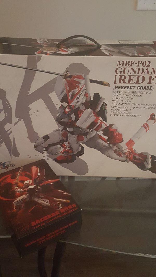 Gundam AstrayRe FrameMobile&Backbag Bundle!!