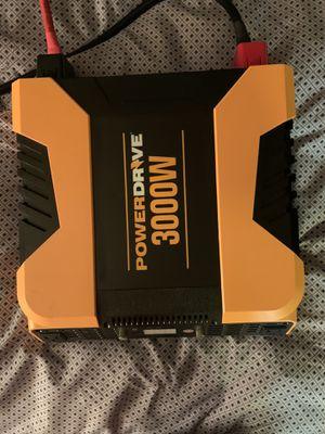 Power Inverter $250.00 for Sale in Washington, LA