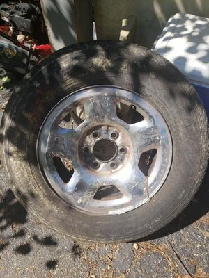 6 lug Ford tires and rims for Sale in Amory, MS